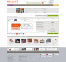 Becquet - Mon panier