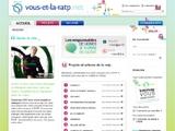 Vous et la RATP : Reste Avec TesProblèmes