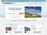 Je loue mon camping-car sur un site trèschouette