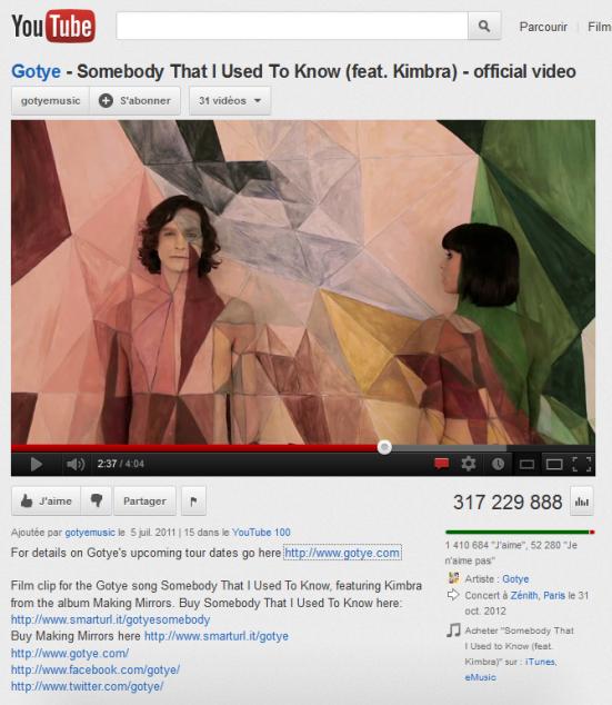 YouTube vous facilite la vie