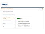 Création d'un mot de passe : les bonnes pratiques dePaypal