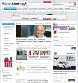 Newsletter : une très bonne pratique chez RelationClientmag.fr