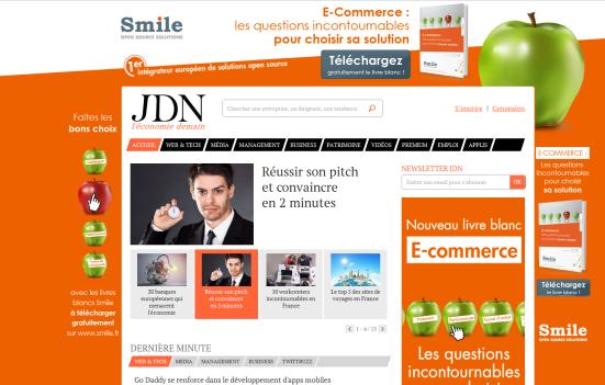 JDN - Sous Firefox