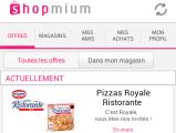 Shopmium : une app qui simplifie les offres deremboursement