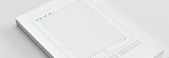 Maquettes imprimables pour tablettes