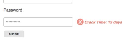 Les bonnes pratiques de Geeklist pour la création d'un mot de passe