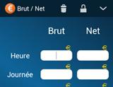 Salaire Brut Net : une appli utile etutilisable