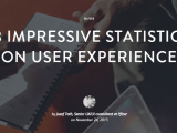 UX, UI, Mobile : 13 chiffresimpressionnants