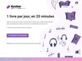 Koober : une idée brillante ternie par une expériencedécevante
