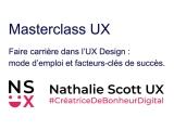 Masterclass UX : faire carrière dans l'UXDesign